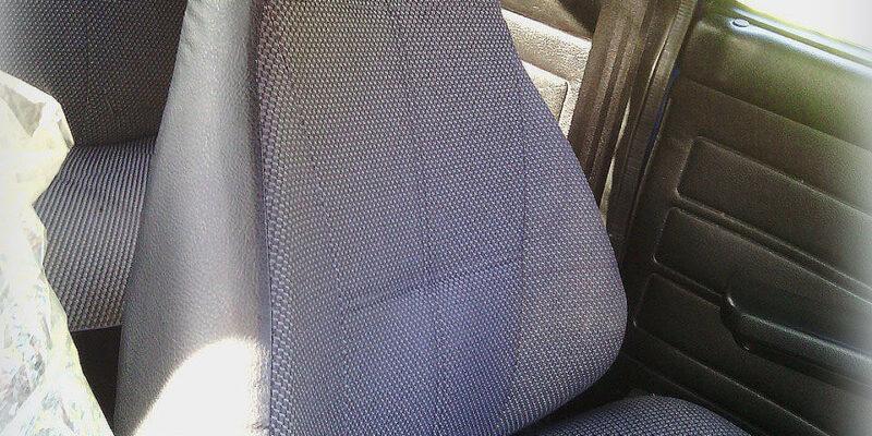 Ремонт фиксатора спинки сиденья Ваз-2107